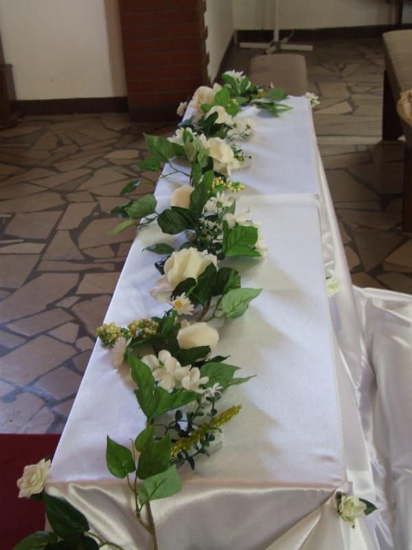 Dekoracje ślubne Kościoła Dębica Mielec Ropczyce Tarnów Jasło