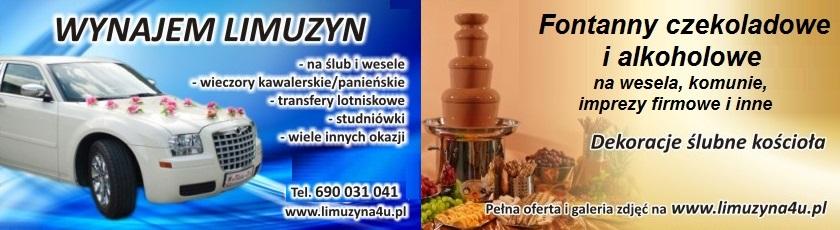 fontanna czekoladowa Rzeszów